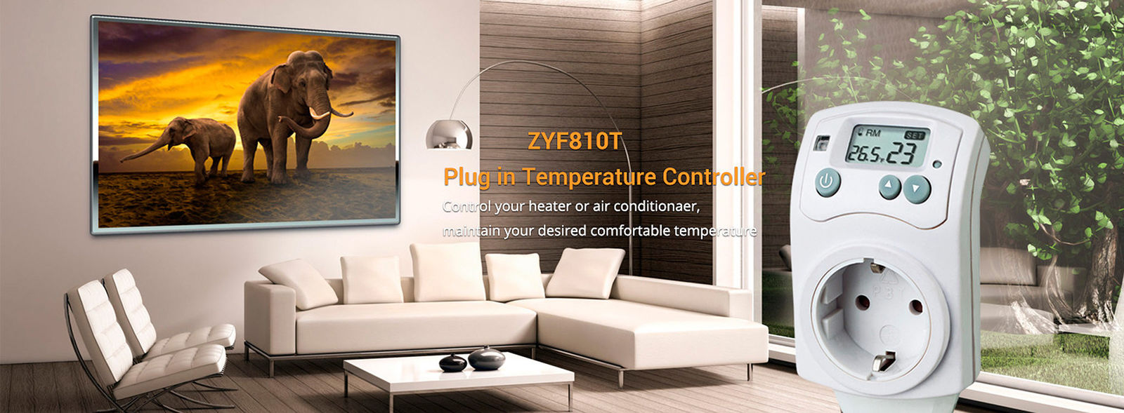 China best Temperature Humidity Controller on sales