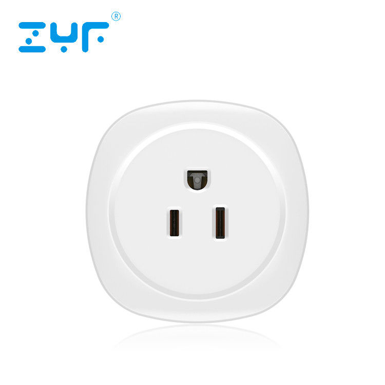WP1 Mini Power Outlet APP Remote , IFTTT Smart Home Plugs Fireproof