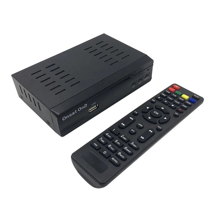 6 Months TCAM Code Satellite TV HD Receivers 1080P Full HD DVB-S2 ONSAT ON2