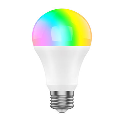 No Hub Required Wifi Smart LED Light Bulb 2700-6500k Multicolored Dimmable