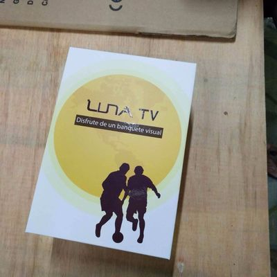 Android 5.1 Luna TV Box , Latin America Streaming Media IPTV Set Top Box