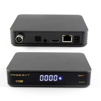 China Freesat GTT Cable Box Singapore 4K , Android Cable Box With All Starhub Channels factory