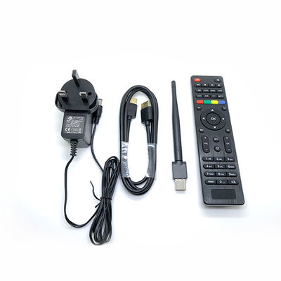 China V9 HD Channels Cable Box Singapore 1 Year Subscription Android 7.1 Operation System factory