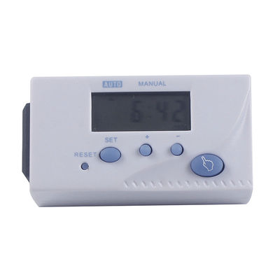 Mini Electronic Timer Plug Daily Lcd Display Multifunctional CSA Approved